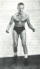 Slika 3. Romeo De Luka 1940. godine postaje prvak Balkana u kategoriji do 72 kg.