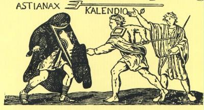 Slika 12. Gladijatori